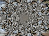 kaleidoscope of scaly spots