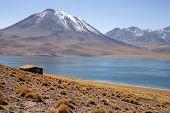 Lagunas Miscanti and Meniques in Atacama