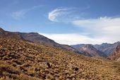 landscapes of andes in argentina