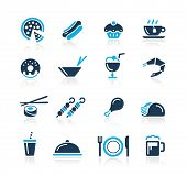 stock photo of mexican-dog  - Food Icons  - JPG