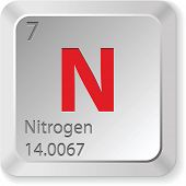 nitrogen - keyboard button