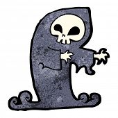 spooky ghoul cartoon