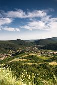 Landscape Of Hungary, Sirok