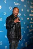 LOS ANGELES - OCT 20:  Xzibit arrives at  the Qubeeys Chris Brown Channel Launch Event at Private Residence on October 20, 2012 in Beverly Hills, CA