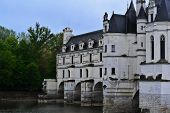 Chenonceau and River Cher