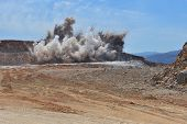 Blasting And Exploding Rock