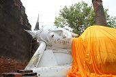 Monuments Of Sleeping Buddah