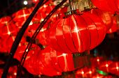 stock photo of greater  - Chinese Lantern Chinese New Year and High resolution - JPG