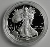 Silver Eagle Proof Coin