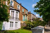 Town Houses. London, England