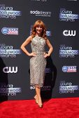 LOS ANGELES - AUG 1:  Kathy Griffin arrives at the 2013 Young Hollywood Awards at the Broad Stage on