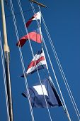 Ships flags