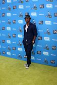 LOS ANGELES - JUL 31:  Ne-Yo arrives at the 2013 Do Something Awards at the Avalon on July 31, 2013 in Los Angeles, CA