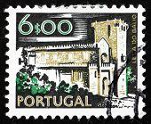 Postage Stamp Portugal 1974 Leca Do Balio Monastery