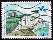 Postage Stamp France 1999 Dieppe, Seine-maritime