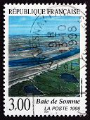 Postage Stamp France 1998 Bay Of Somme, Picardy