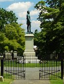 The Gravesite of Stonewall Jackson
