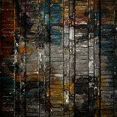velha parede de tijolos