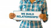 We Build Realationships