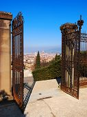 picture of salvatore  - View of Florence from Baslica di San Salvatore al Monte Tuscany Italy - JPG
