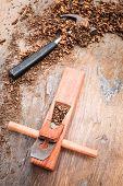 Carpenter Planed Wood