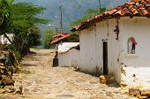 Colombia, Colonial Village Of Guane