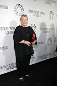 Kathy Bates at the Paley Center for Media 2013 Benefit Gala, 20th Century Fox Studios, Los Angeles,