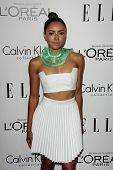 Kat Graham at the Elle 20th Annual