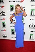 Nancy O'Dell at the 17th Annual Hollywood Film Awards Arrivals, Beverly Hilton Hotel, Beverly Hills,