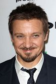 Jeremy Renner at the 17th Annual Hollywood Film Awards Backstage, Beverly Hilton Hotel, Beverly Hill