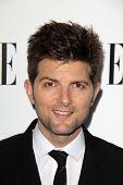 Adam Scott at the Elle 20th Annual