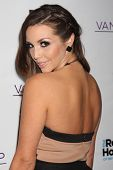 Kristen Doute at the Real Housewives of Beverly Hills Season 4 Party and Vanderpump Rules Season 2 P