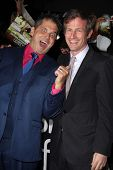 Jeff Tremaine and Spike Jonze at the