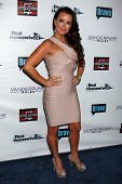 Kyle Richards at the Real Housewives of Beverly Hills Season 4 Party and Vanderpump Rules Season 2 P