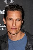 Matthew McConaughey at the Macallan Masters of Photography Featuring Elliott Erwitt, Leica Gallery,