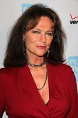Jacqueline Bisset at the Peace Over Violence 42nd Annual Humanitarian Awards, Beverly Hills Hotel, Beverly Hills, CA 10-25-13