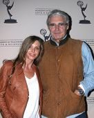 Kathy Fischer and Michael Nouri at An Evening with