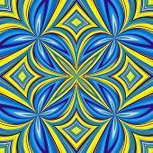 African Ethnis Pattern
