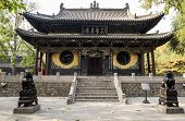 Ancient Buddhist Theatre in Shanxi China