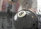 8-Ball Pool Grunge