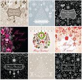 Christmas vintage cards