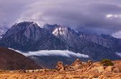stock photo of alabama  - Alabama Hills - JPG