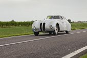 Bmw 328 In Rally Mille Miglia 2013