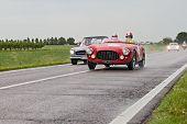 Ferrari 212 Export In Mille Miglia 2013