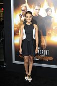 LOS ANGELES - JAN 15: Jessica Parker Kennedy at the premiere of Paramount Pictures' 'Jack Ryan: Shadow Recruit' at TCL Chinese Theater on January 15, 2014 in Los Angeles, CA