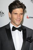 LOS ANGELES - JAN 11:  Osher Gunsberg at the  2014 G'Day USA Los Angeles Black Tie Gala at JW Marrio