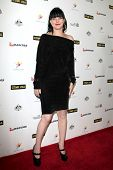 LOS ANGELES - JAN 11:  Pauley Perrette at the  2014 G'Day USA Los Angeles Black Tie Gala at JW Marri