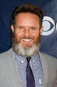 LOS ANGELES - JUL 17:  Mark Burnett at the CBS TCA July 2014 Party at the Pacific Design Center on J