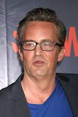 LOS ANGELES - JUL 17:  Matthew Perry at the CBS TCA July 2014 Party at the Pacific Design Center on