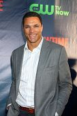 LOS ANGELES - JUL 17:  Tony Gonzalez at the CBS TCA July 2014 Party at the Pacific Design Center on